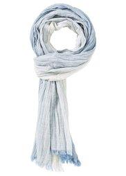 Мужской меланжевый шарф (бежевый) Bonprix