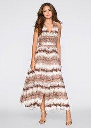 Платье (натуральный) Bonprix