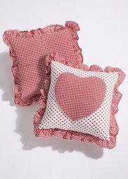 Подушка Леня (красный) Bonprix