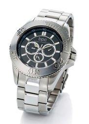 Часы Пете (серебристый) Bonprix