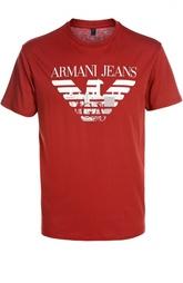 Футболка джерси Armani Jeans