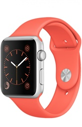 Apple Watch Sport 42mm Silver Aluminum Case Apple