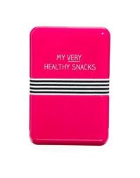 Чемоданчик для завтрака Happy Jackson Healthy Snacks - Розовый