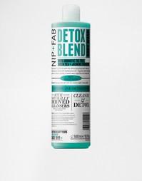 Гель для душа NIP+FAB Detox Blend, 500 мл - Гель-детоксикант для тела