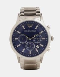 Часы с ремешком из нержавеющей стали Emporio Armani AR2448