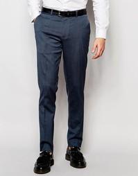 Облегающие брюки ASOS - Акулья кожа