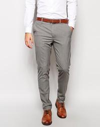 Облегающие брюки ASOS - Серый
