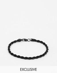 Браслет Chained & Able - Черный