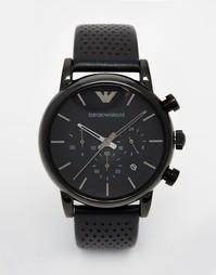 Часы Emporio Armani Luigi AR1737 - Черный