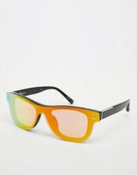 Солнцезащитные очки с цветными линзами Linda Farrow For Phillip Lim
