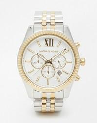 Часы Michael Kors Lexington MK8344 - Серебряный