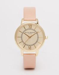 Часы Olivia Burton Wonderland - Розовый