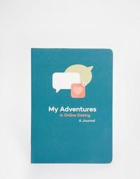 Книга Online Dating Journal - Мульти Books