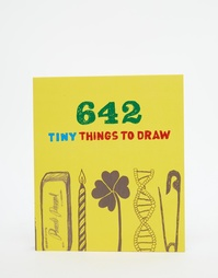 Tiny Things To Draw Book - Мульти Books