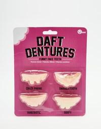 Забавные искусственные зубы 50Fifty - Мульти