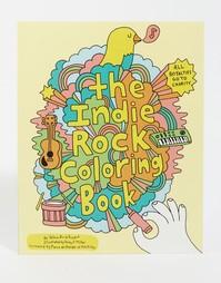 Раскраска Indie Rock - Мульти Books