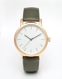 Часы цвета розового золота ASOS - Розовое золото