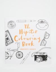 Книжка-раскраска The Hipster - Мульти Books