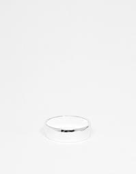 Серебристое кольцо ASOS - Серебряный