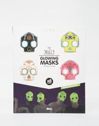 Светящиеся маски-черепа Doiy - Мульти