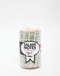 Бумага для записей с клеевым краем Doiy Salami - Мульти