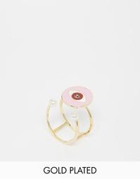 Кольцо на мизинец Eyland - Розовый