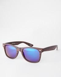 Солнцезащитные очки в прямоугольной оправе Jeepers Peepers Fred