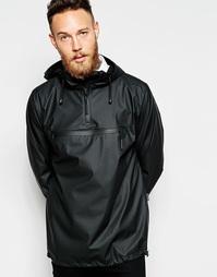 Водонепроницаемая куртка Rains - Черный