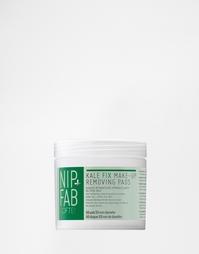Ватные диски для снятия макияжа NIP+FAB Kale Fix x 60 - Kale fix