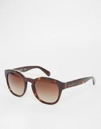 Круглые солнцезащитные очки с поляризованными линзами Jeepers Peepers Dolce &; Gabbana