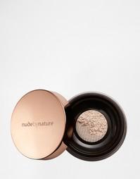 Пудра Nude by Nature Translucent Loose - Пудра для завершения макияжа