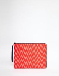 Маленькая сумка‑клатч Pauls Boutique - Неоновый коралл