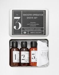 Набор для бритья Men's Society Smooth Operator - Мульти