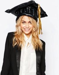 Надувная шапка выпускника NPW - Мульти