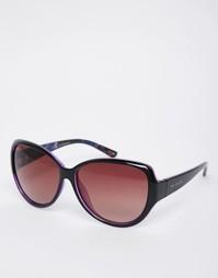 Солнцезащитные очки в стиле ретро Ted Baker Shay - Фиолетовый
