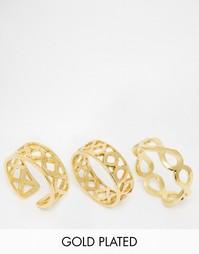 Набор колец Ottoman Hands - Золотой