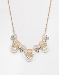 Броское ожерелье ALDO Calogera - Мульти