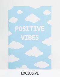 Блокнот Ohh Deer Positive Vibes - Мульти