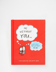 Книга Me Without You - Мульти Books