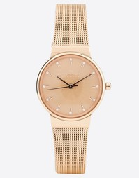 Часы Skagen Ancher SKW2197 - Золотой