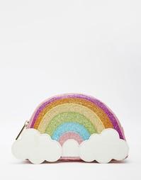 Пенал Skinnydip Rainbow - Мульти