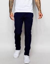 Спортивные штаны слим с полосками Fila Vintage - Темно-синий