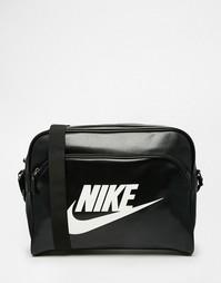 Сумка через плечо Nike BA4271-019 - Черный