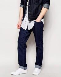 Синие джинсы слим Levi's Line 8 511 - Индиго