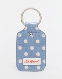 Джинсовый брелок в горошек Cath Kidston - Деним
