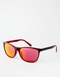 Квадратные солнцезащитные очки Esprit - Черный
