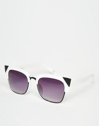 Солнцезащитные очки кошачий глаз ASOS - Мульти