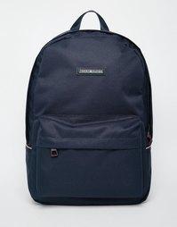 Рюкзак с логотипом Tommy Hilfiger - Темно-синий