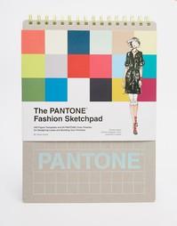 Альбом для эскизов The Pantone Fashion - Мульти Books
