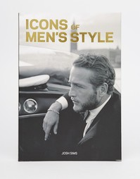 Книга Icons Of Mens Style - Мульти Books